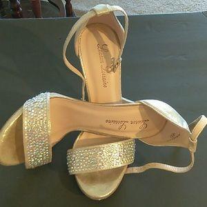Lauren Lorraine Stiletto Sandals
